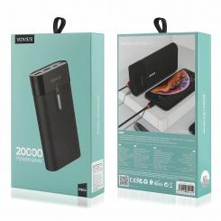 powerbank vidvie pb04 20000 mah czarny